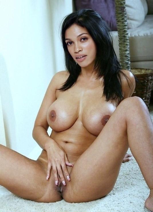 Rosario Dawson Nackt. Foto - 9