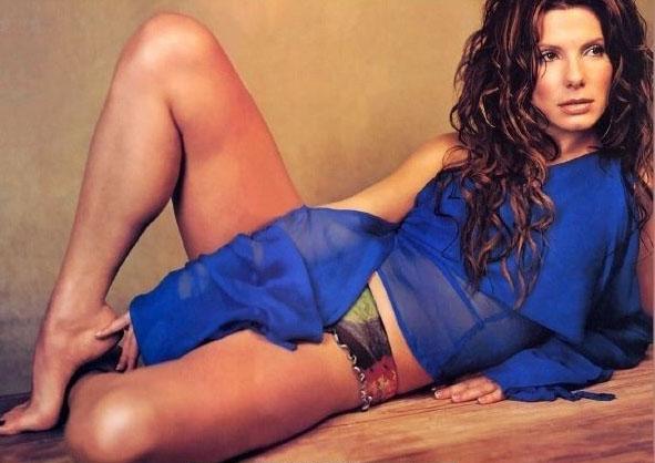 Sandra Bullock Nago. Zdjęcie - 14