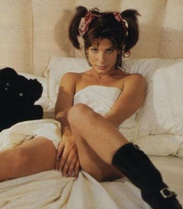 Sandra Bullock Nago. Zdjęcie - 17
