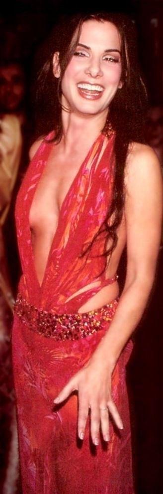 Sandra Bullock Nago. Zdjęcie - 19