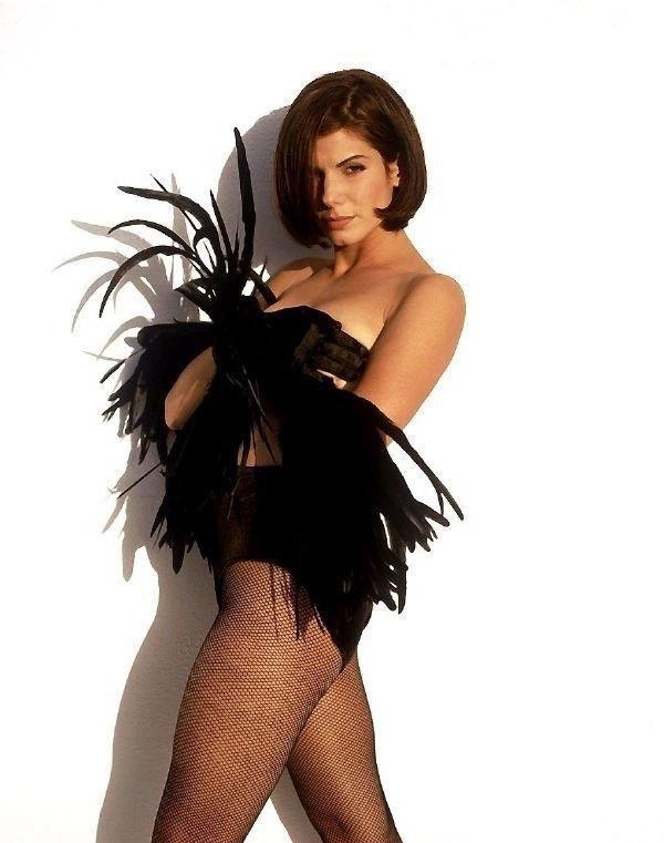 Sandra Bullock Nago. Zdjęcie - 2