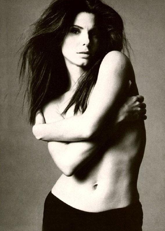 Sandra Bullock Nago. Zdjęcie - 20