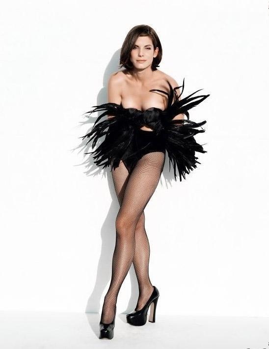 Sandra Bullock Nago. Zdjęcie - 3