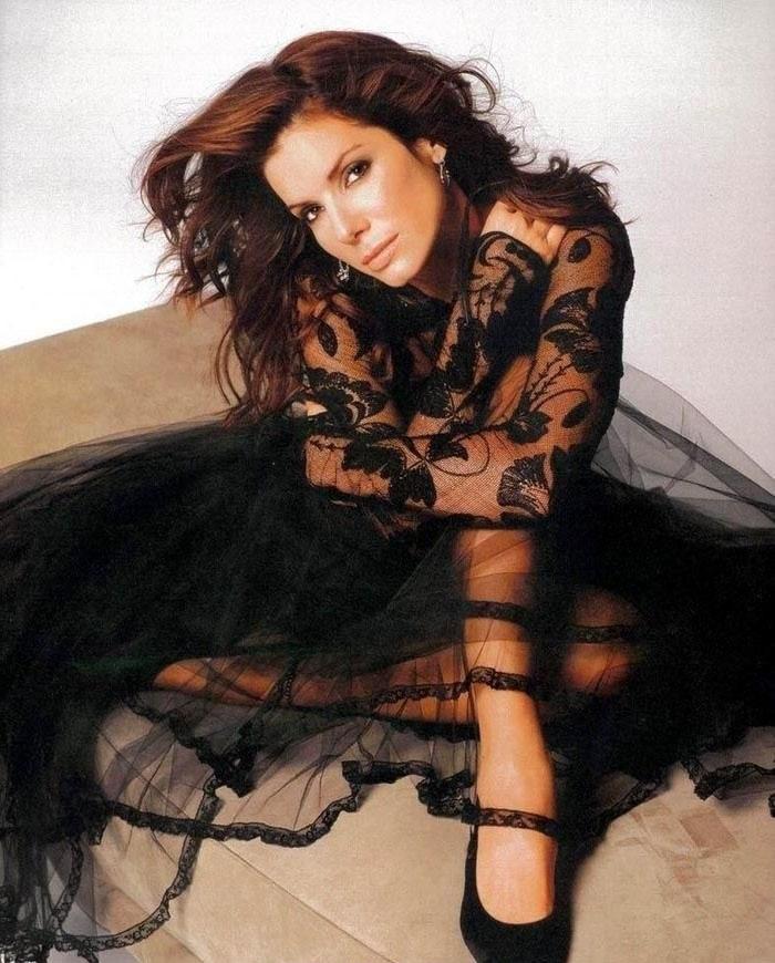 Sandra Bullock Nago. Zdjęcie - 33