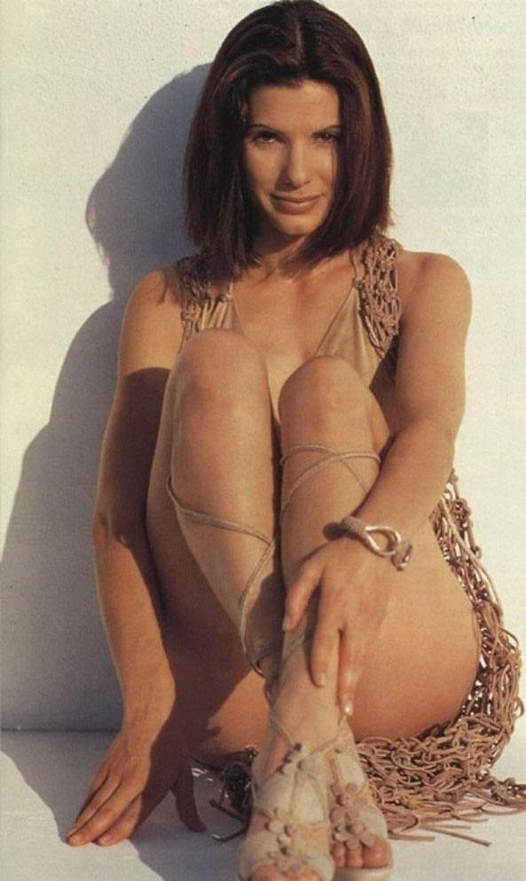 Sandra Bullock Nago. Zdjęcie - 34