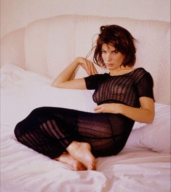 Sandra Bullock Nago. Zdjęcie - 39
