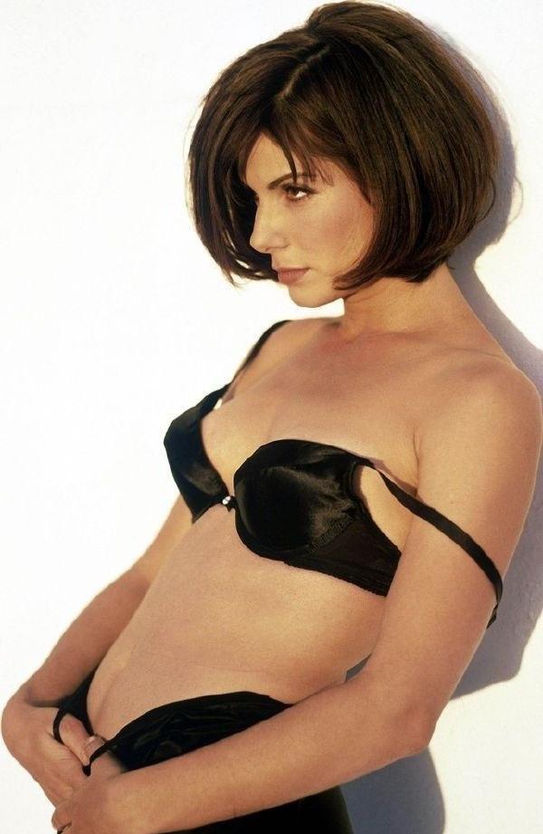 Sandra Bullock Nago. Zdjęcie - 9