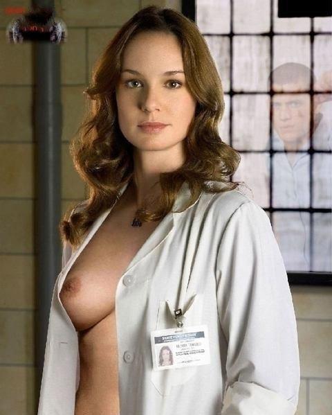 Sarah Wayne Callies Nude. Photo - 1