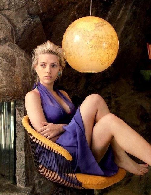 Heiße Fotos: Scarlett Johansson zeigt uns fast alles
