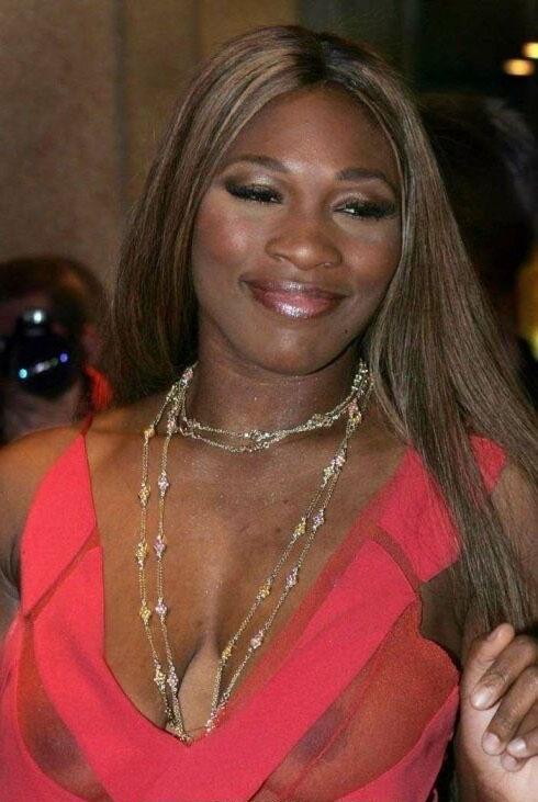 Serena Williams Nackt. Foto - 1