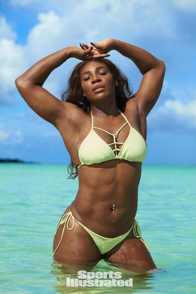Serena Williams Nackt. Foto - 14