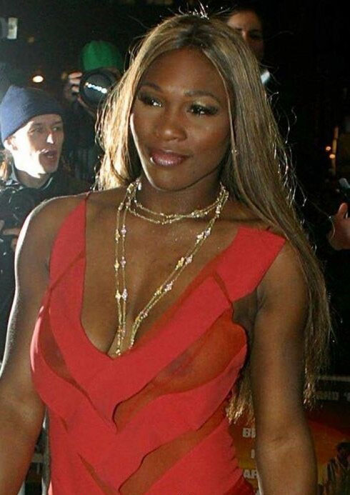 Serena Williams Nackt. Foto - 2