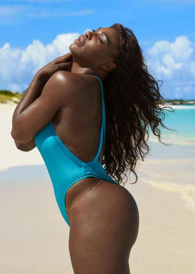 Serena Williams Nackt. Foto - 20