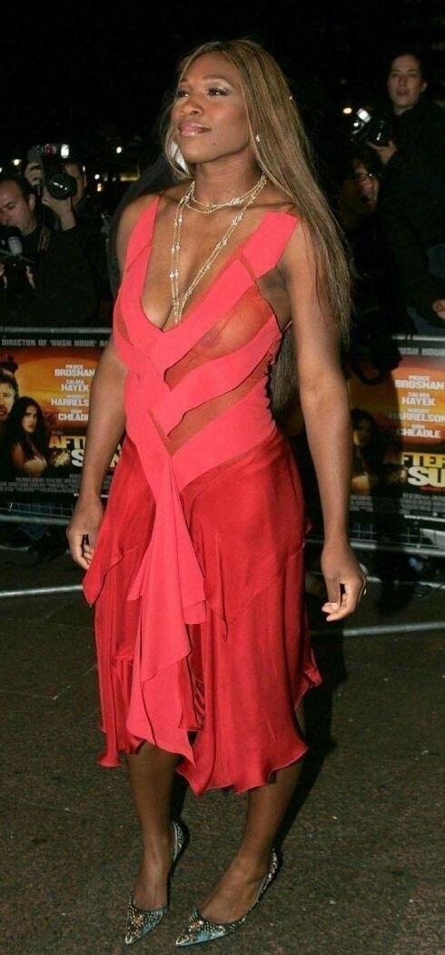 Serena Williams Nackt. Foto - 3