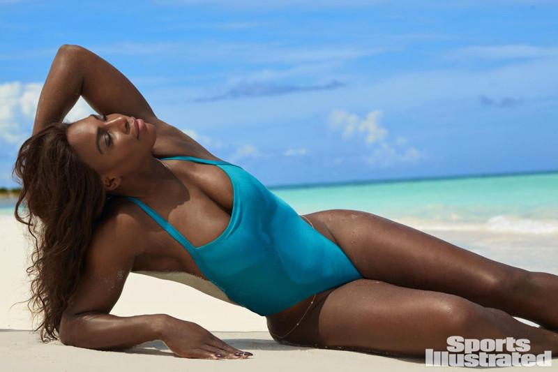 Serena Williams Nackt. Foto - 6