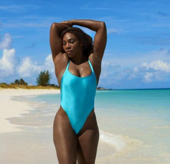 Serena Williams Nackt. Foto - 9