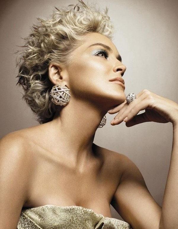 Sharon Stone Nago. Zdjęcie - 11