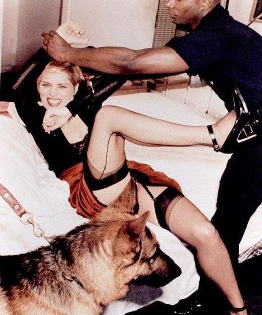 Sharon Stone Nago. Zdjęcie - 6