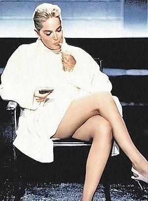 Sharon Stone Nago. Zdjęcie - 7