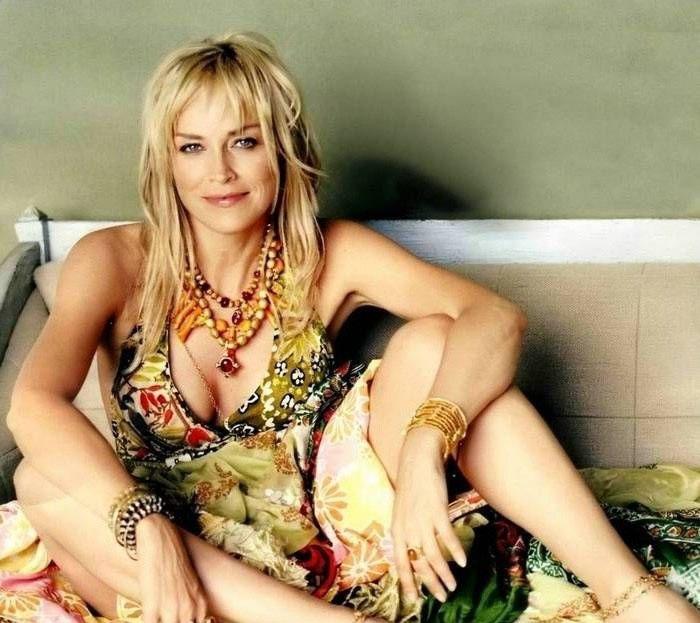 Sharon Stone Nago. Zdjęcie - 8