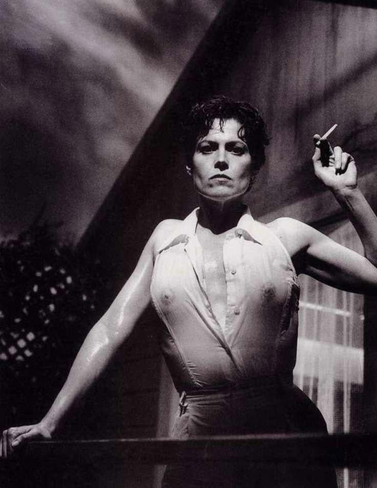 Sigourney Weaver Nude. Photo - 4