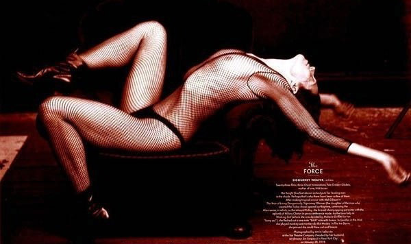 Sigourney Weaver Nude. Photo - 9