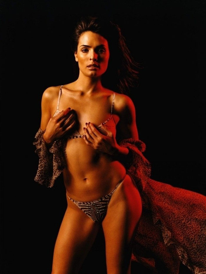 Fotos íntimas de Talisa Soto desnuda