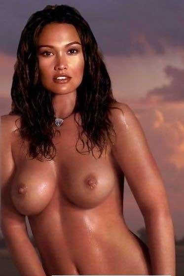 Tia Carrere Nude. Photo - 1