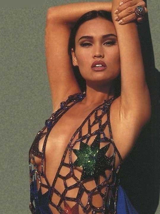 Tia Carrere Nude. Photo - 2