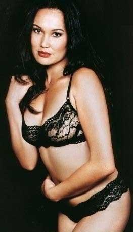Tia Carrere Nude. Photo - 22