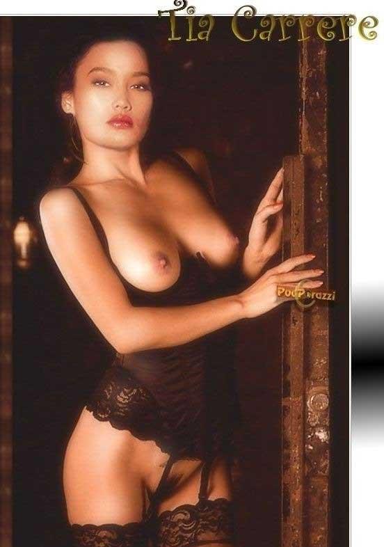 Tia Carrere Nude. Photo - 3