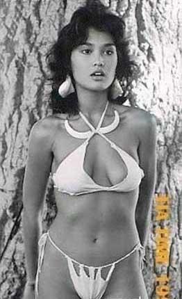 Tia Carrere Nude. Photo - 9
