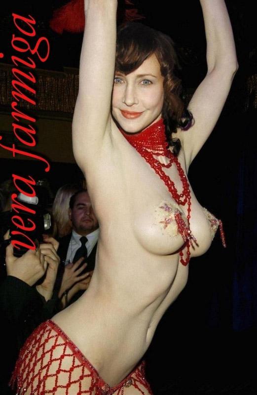 Las fotos privadas de Vera Farmiga desnuda